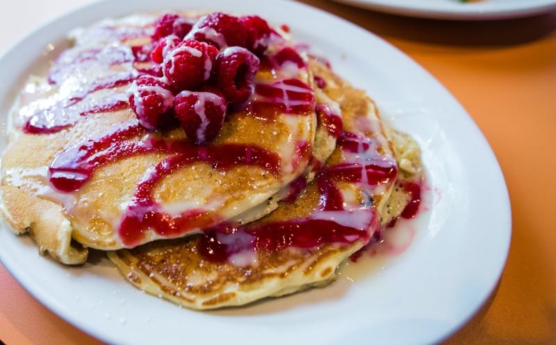 Pancakes Foxy Brown