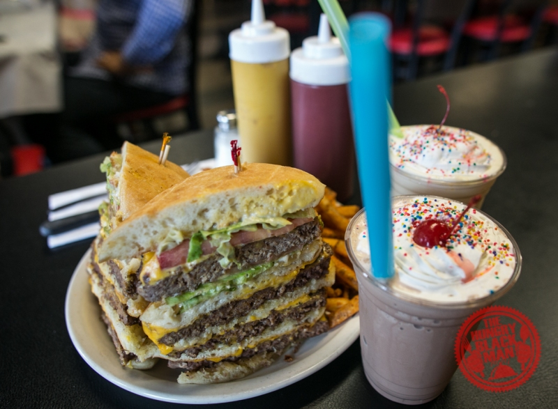 Chef Eddie's Burger and Shake