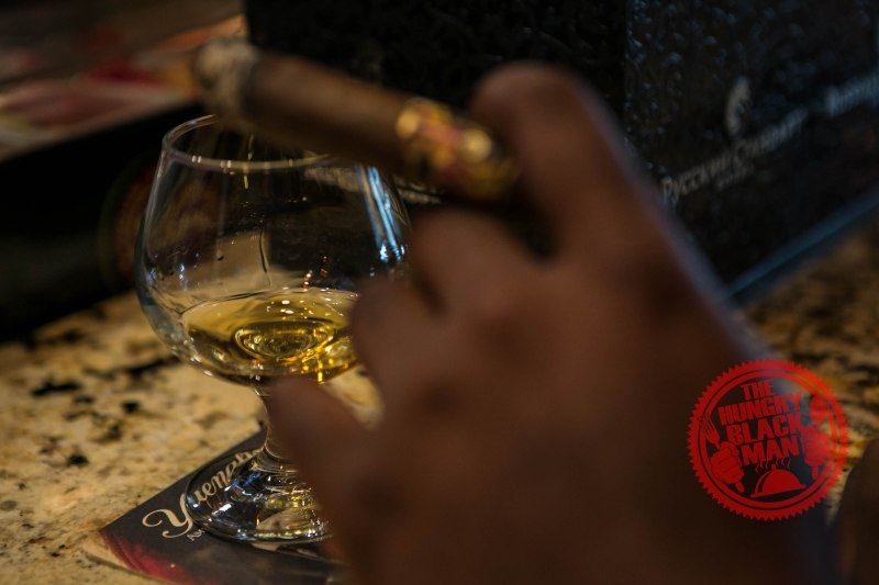 Cigar and Cup