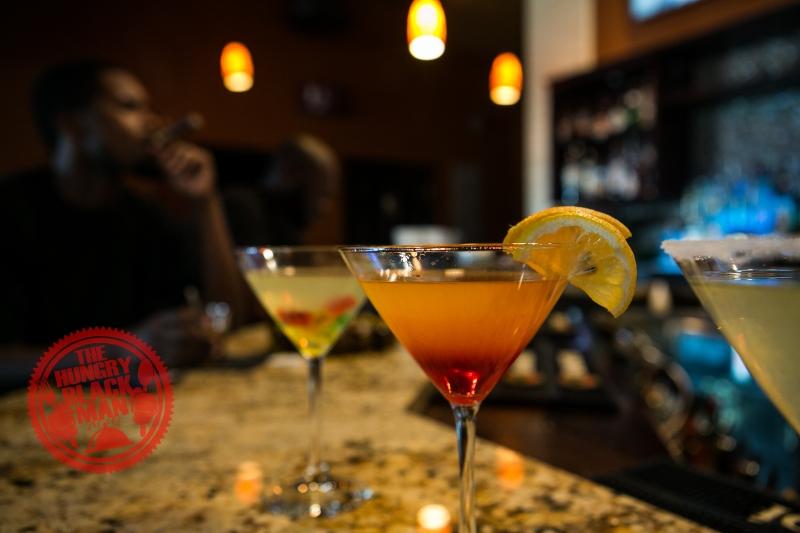 Cigar Lounge Martini