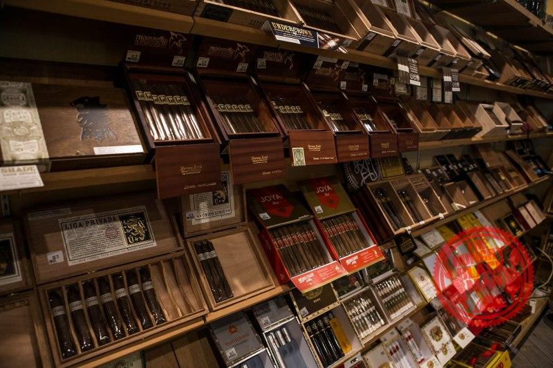 Cigars Profile