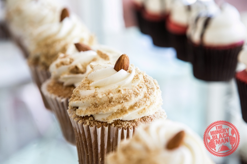 Cupcake Almond Cream