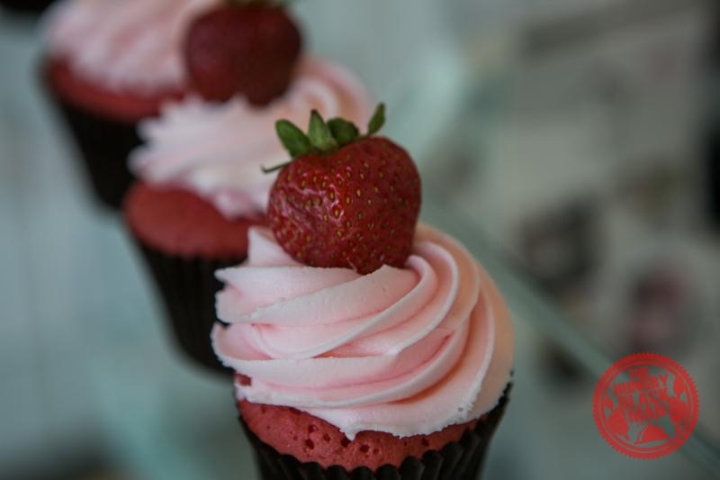 Cupcake Strawberry