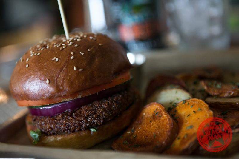 DVS Burger