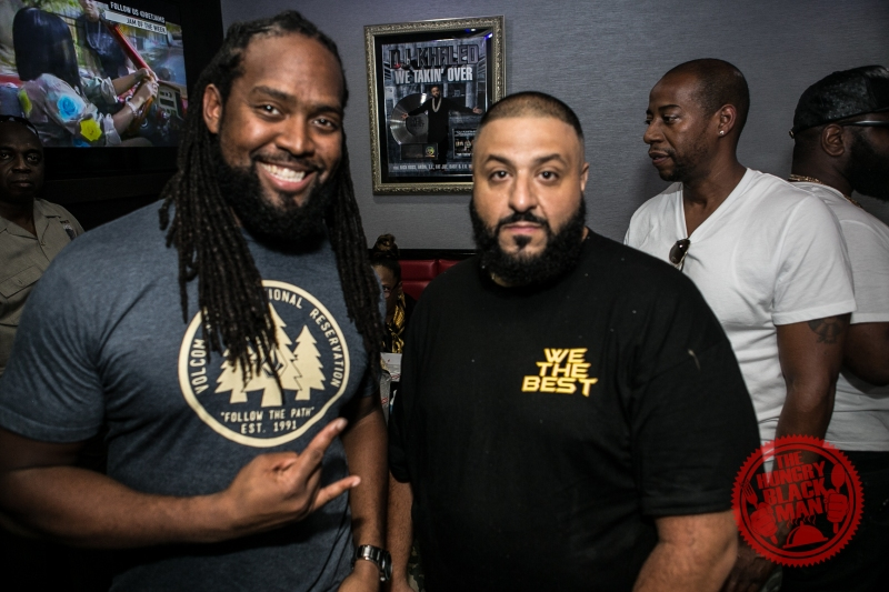 Starex and DJ Khaled