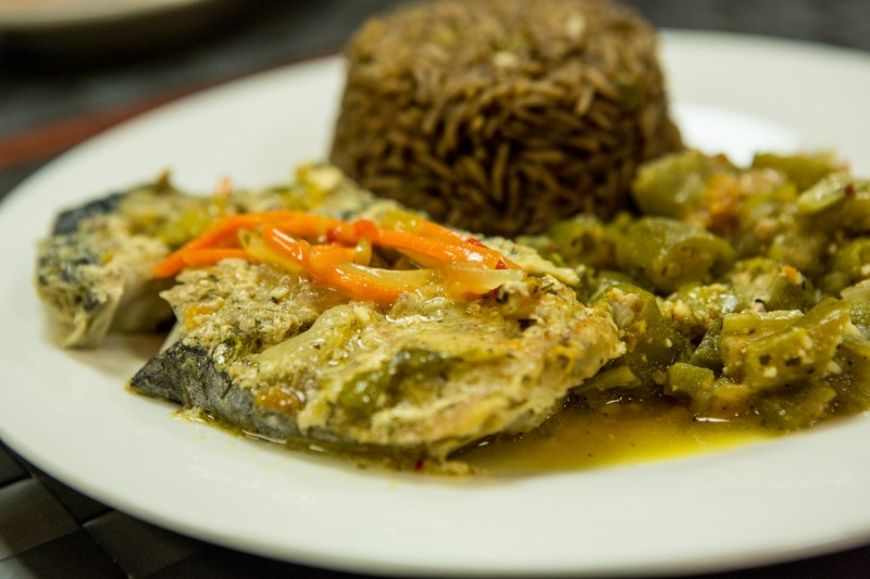 fish-rice-and-okra