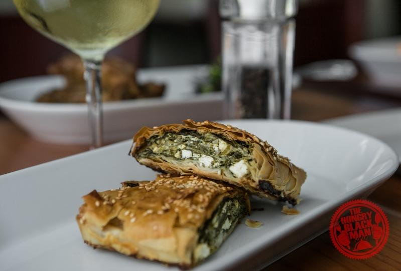 spinach pie greek