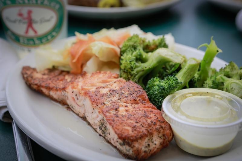 salmon BJ Market
