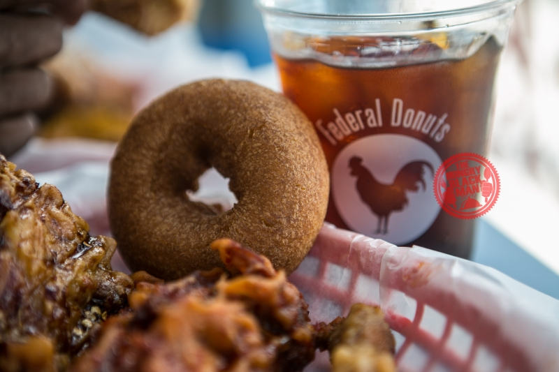 Federal Donuts Cup Branding