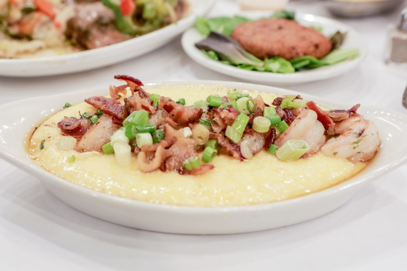 Pearls Place Shrimp and Grits