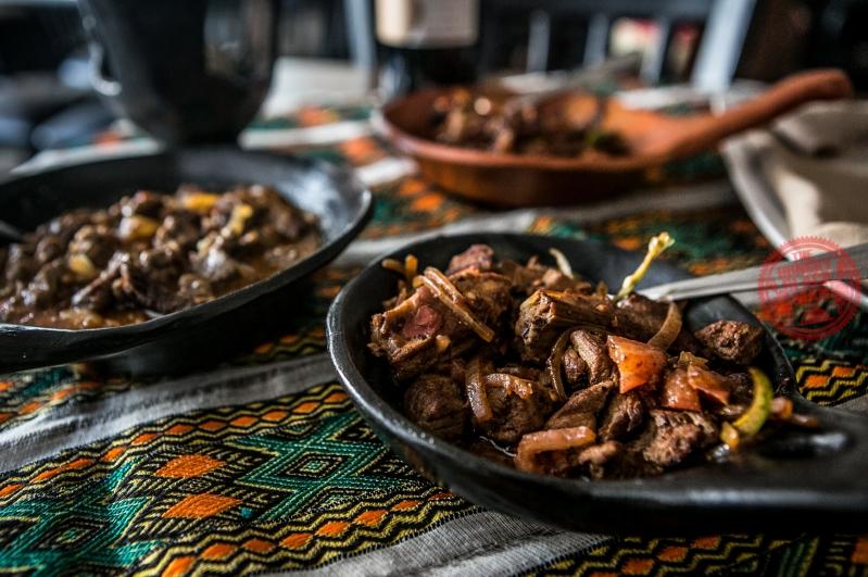 Ethiopian Beef Tips