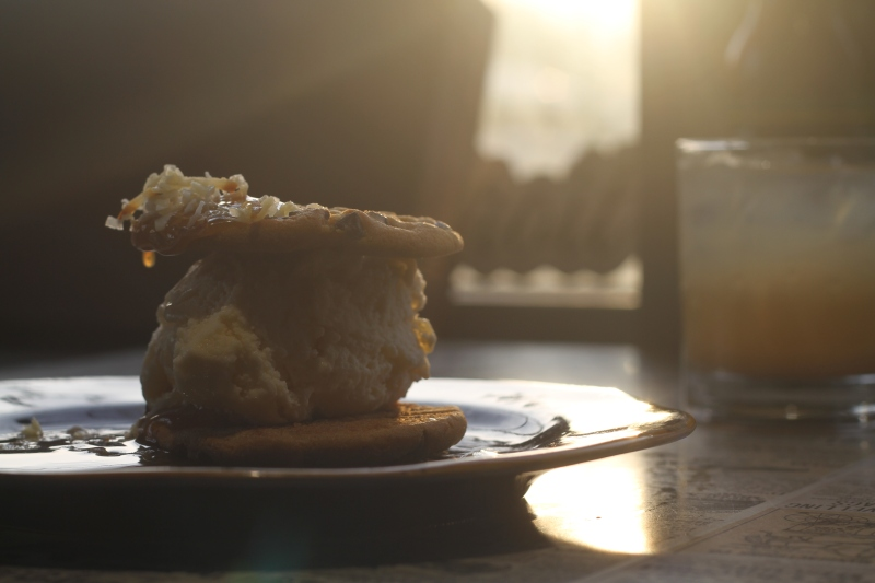 Cookie Sandwich Chef Hardy
