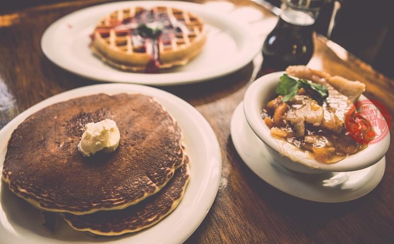 Pankcakes donnies