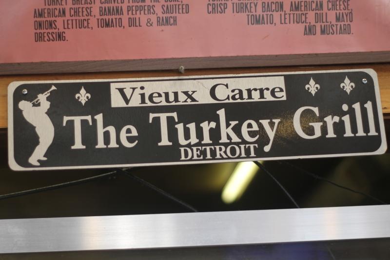 The Turkey Grill