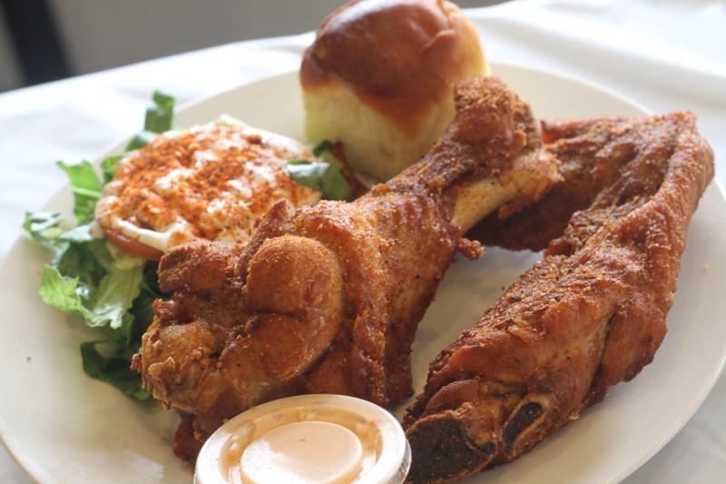 Turkey Wing Dinner