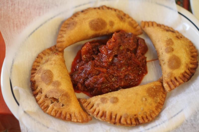 African Empanada