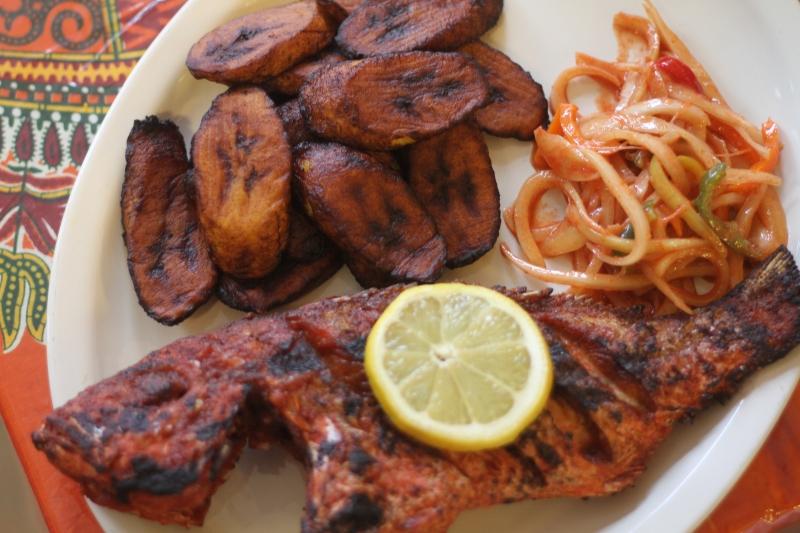 African Fish