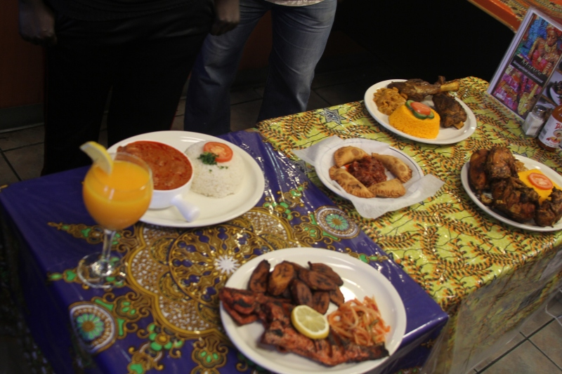 african spread